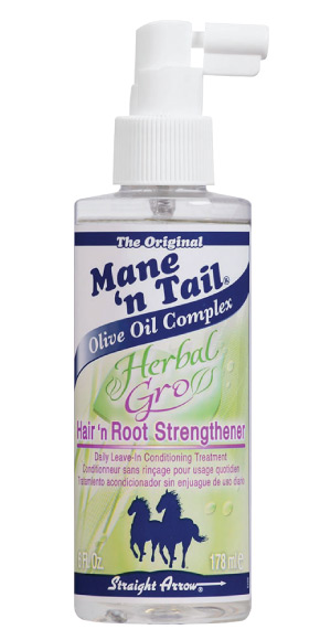 Mane N Tail Hair Strengthener Natural Hair