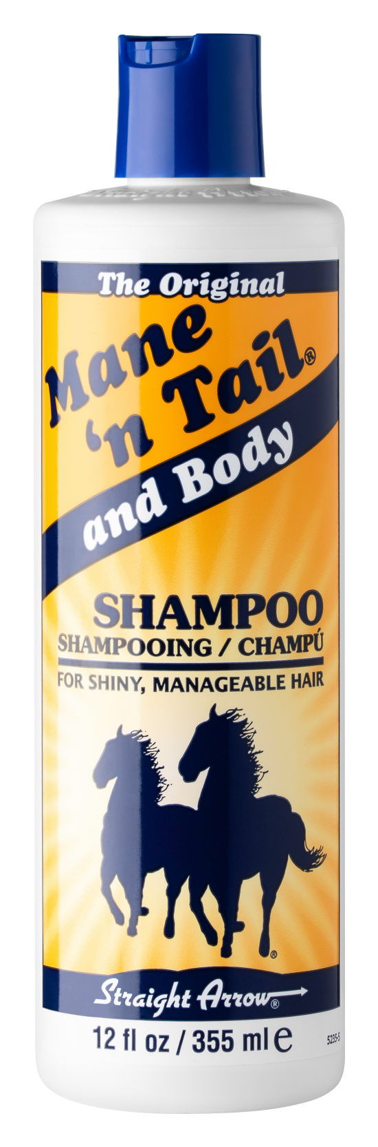 Mane 'n Tail And Body Shampoo 12 oz bottle
