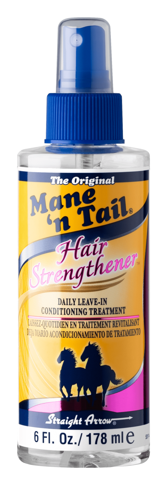 Hair Strengthener 6 oz spray bottle