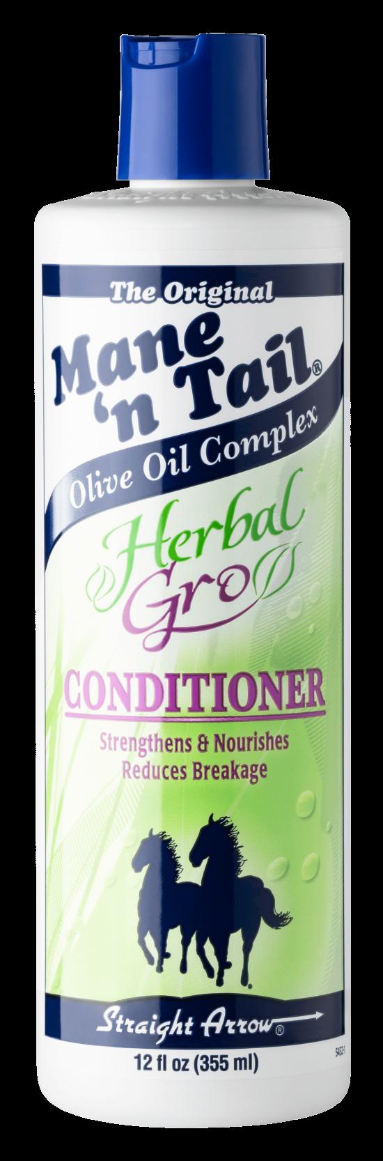 Herbal Gro Conditioner 12 oz bottle