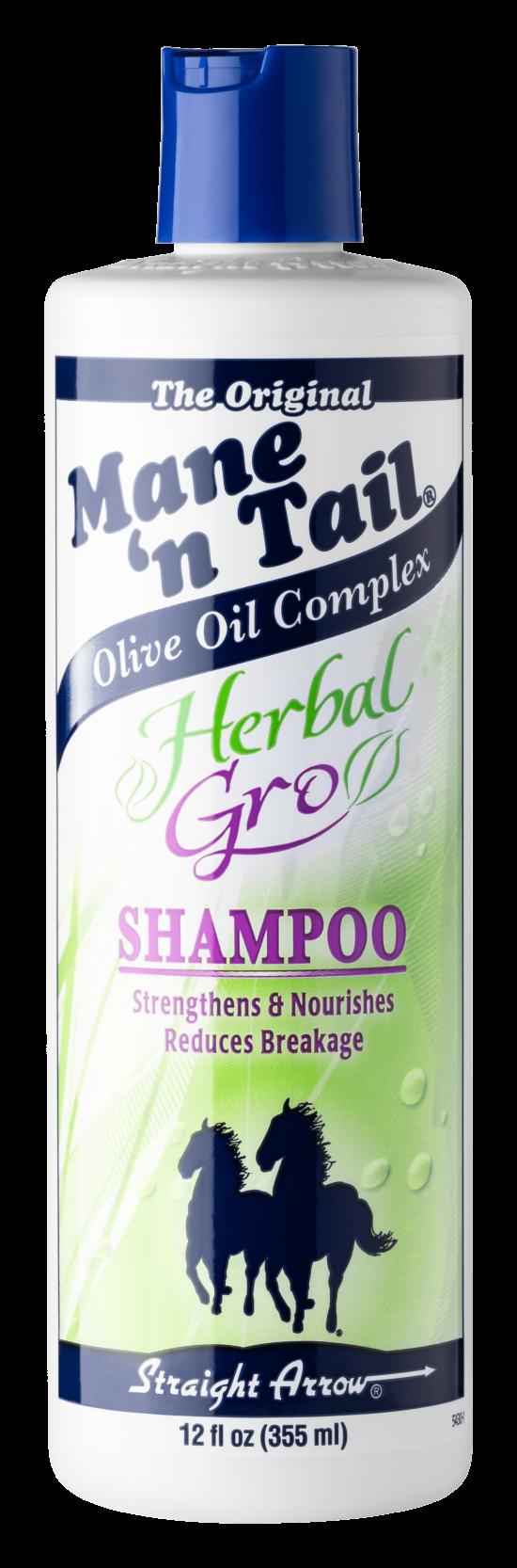 Herbal Gro Shampoo 12 oz bottle