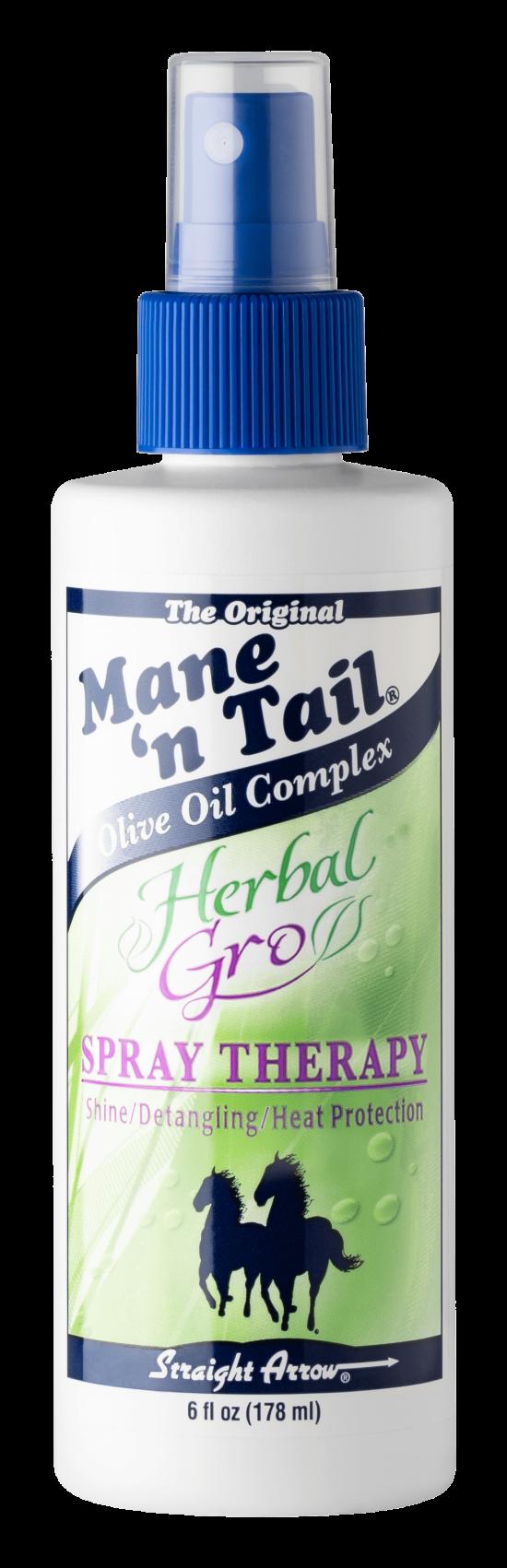 Herbal Gro Spray Therapy 6 oz spray bottle