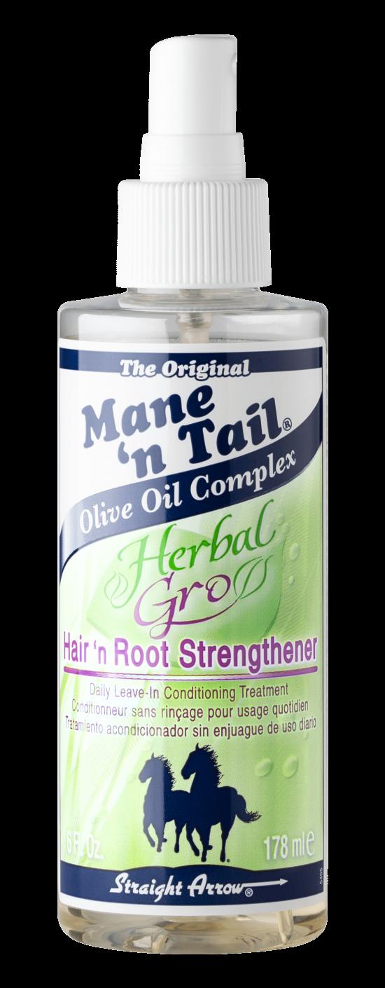 Herbal Gro Hair 'n Root Strengthener 6 oz spray bottle