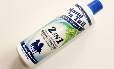 2 in 1 Anti-Dandruff Shampoo and Conditioner 12 oz bottle