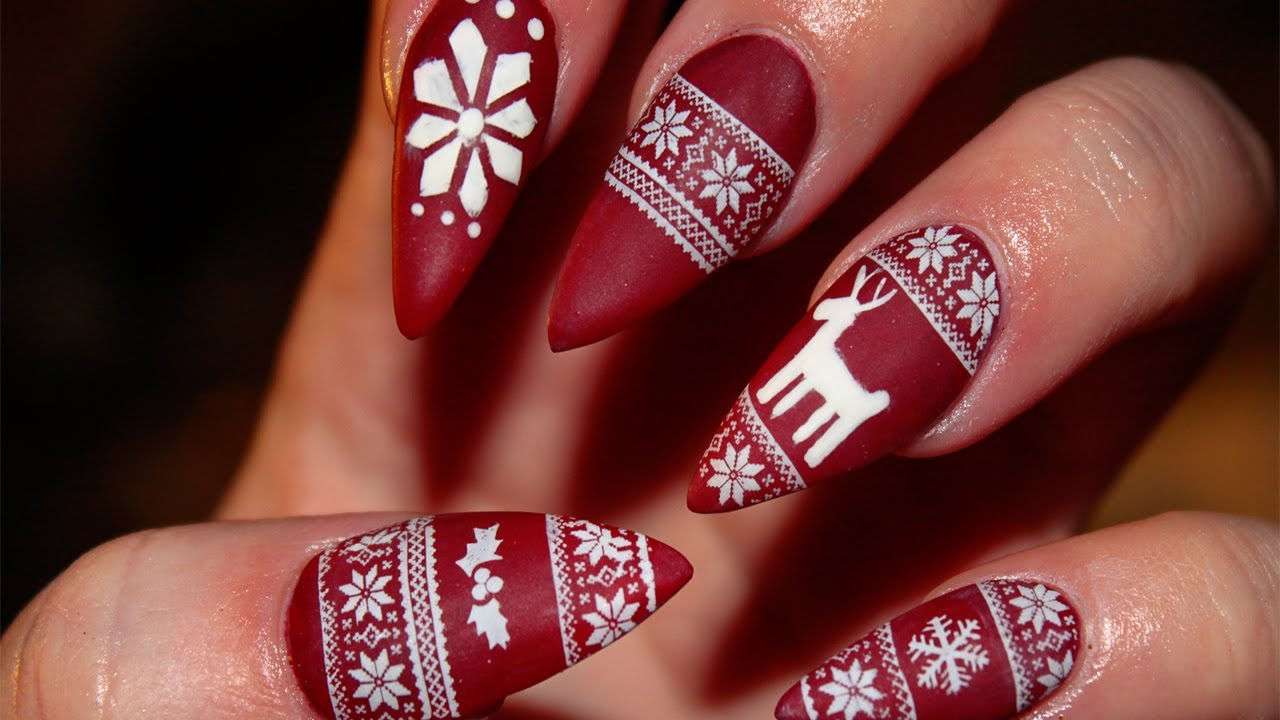 Five Holiday Nail Designs You Should Try This Season | The Original ...
