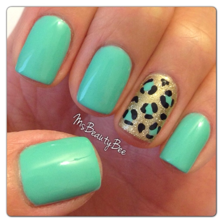 10 Beautiful Nail Art Designs with #SpringNails - The Original Mane ...