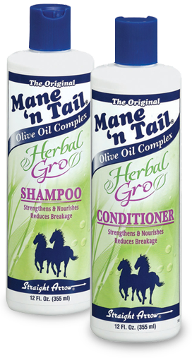 Maine and tail shampoo