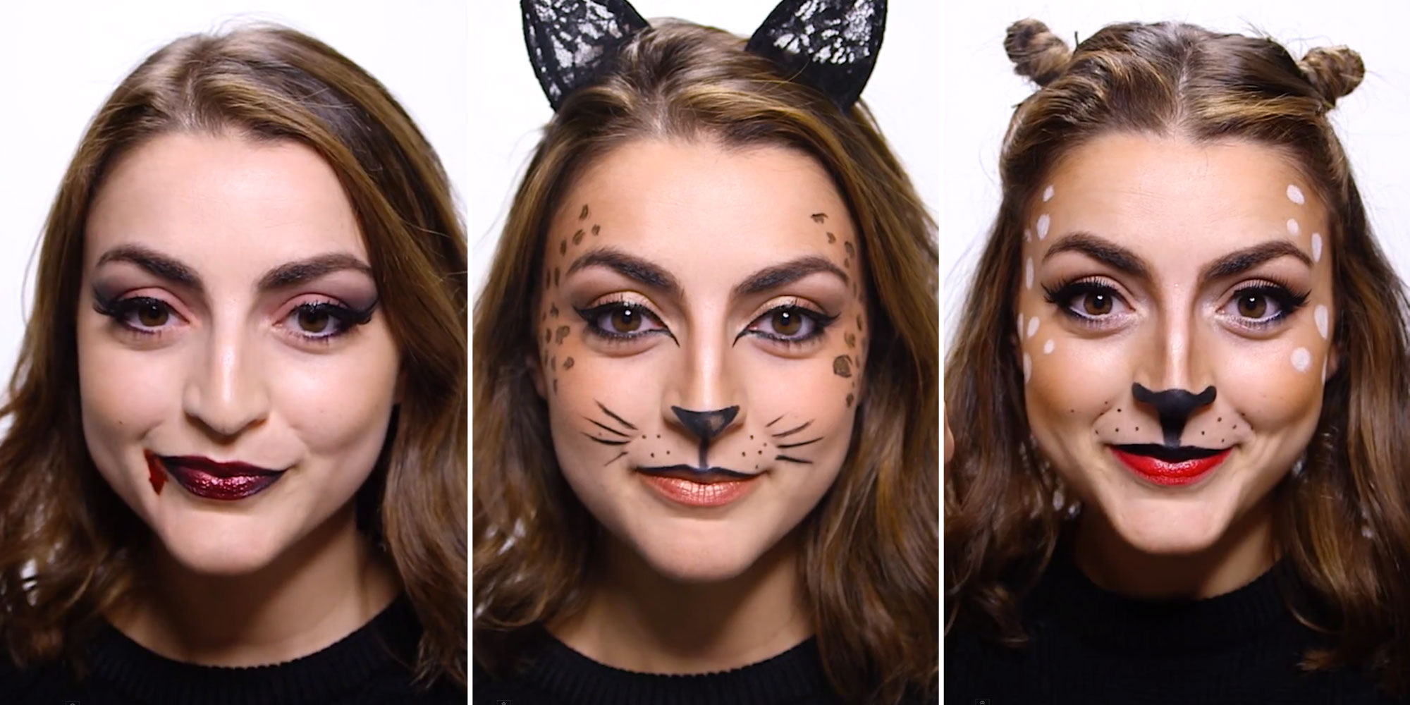 7a4a761d9 Easy Makeup for a Killer Halloween Look! - The Original Mane 'n Tail |  Personal Care