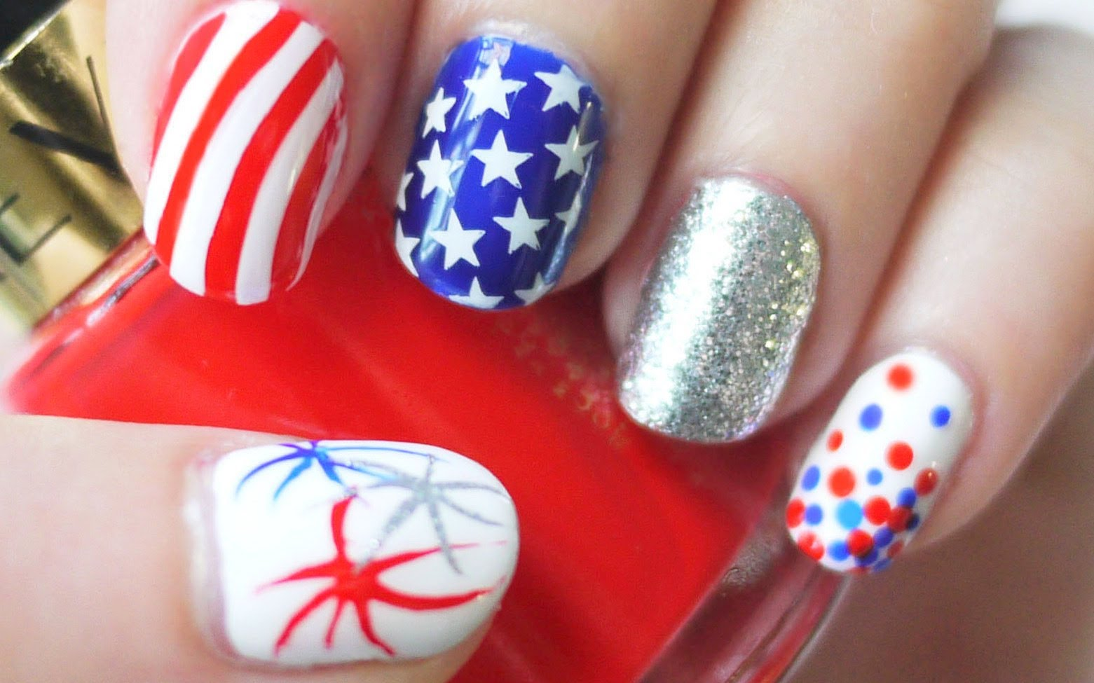 Patriotic Nails The Original Mane N Tail Personal Care