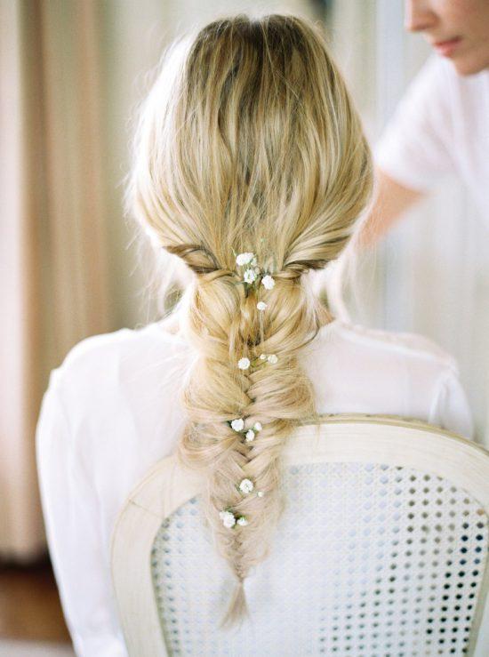 Stunning Braided Wedding Hairstyles The Original Mane N Tail
