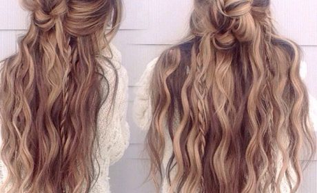 Easy Overnight Hairstyles