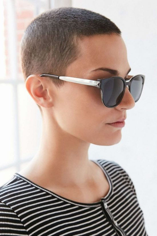 Short haircuts - sleek