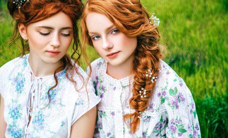 Beautiful Redheads